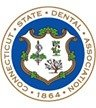 Connecticut State Dental Association logo